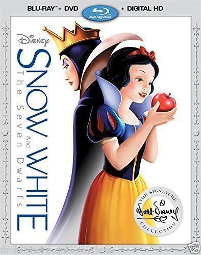 awesome Snow White and the Seven Dwarfs (Blu-ray Disc, 2016)   Check more at http://harmonisproduction.com/snow-white-and-the-seven-dwarfs-blu-ray-disc-2016/