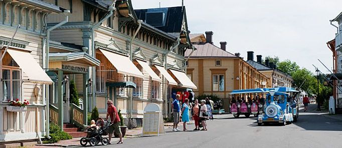 Beautiful Naantali, Finland