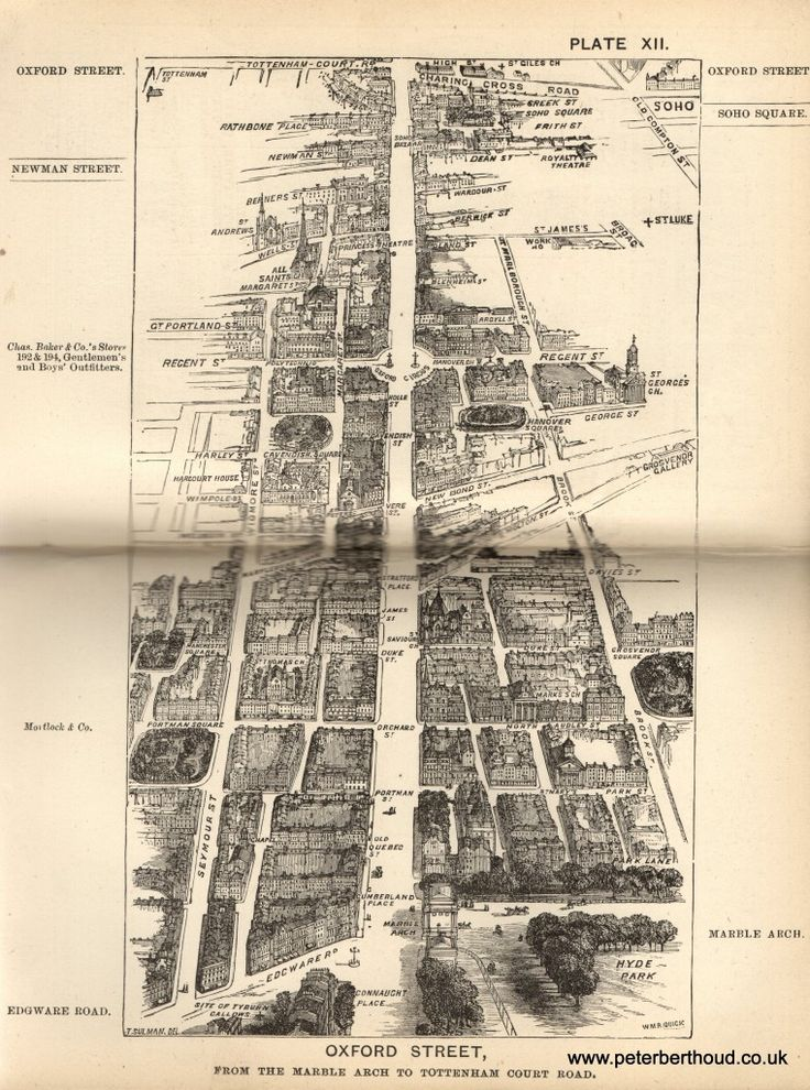 Best London Maps Images On Pinterest London Map Victorian - London map historical