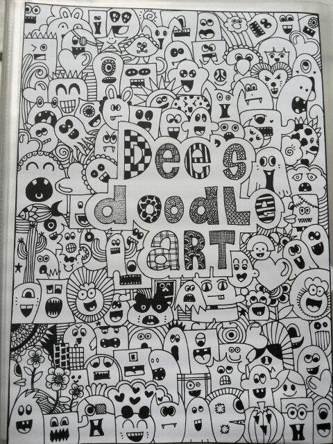 Keep on doodling.. ♥