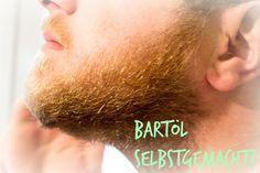 Bärte sind im Trend. Gepflegte Bärte natürlich noch mehr. Mit Bartöl gepflegte Bärte erst recht ;) Nicht nur Männer stehen darauf, sondern auch Frauen finden Bart interessant. Natürlich am richtigen Mann!  Und damit dann der Mann auch noch einen seidig weichen Bart hat... #diy #einfach #geschenk