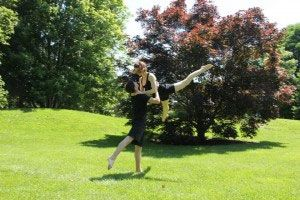 For ten years, the dancers of MM2 Modern Dance Company have been wowing crowds at Grounds for Sculpture with their improvisational performances. They will be returning again, by popular demand, to help celebrate Father's Day on Sunday, June 16, 2013 from 1:00 – 3:00pm.