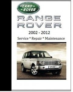 Land Rover Range Rover 2008 2009 2010 Repair Workshop Manual ,  ,  http://www.carservicemanuals.repair7.com/?p=5186