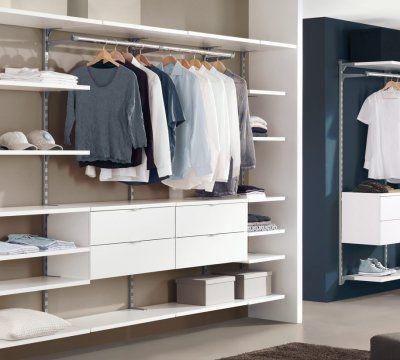 Begehbaren Kleiderschrank Ordnungssysteme - Design