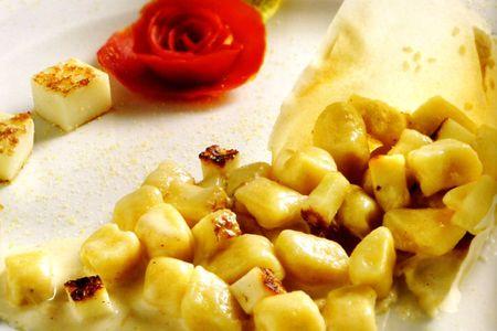 chicche di polenta