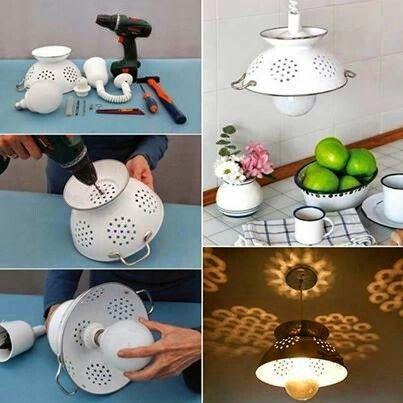 die besten 17 bilder zu lampen diy auf pinterest. Black Bedroom Furniture Sets. Home Design Ideas