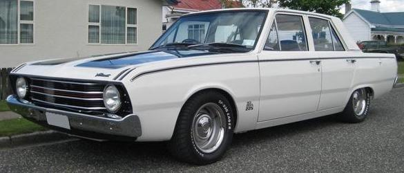 NZ Mopar Registry - 1969 VF Valiant Pacer