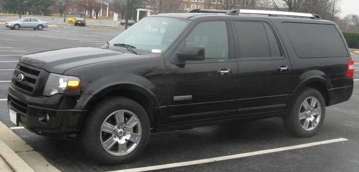 Ford Expedition - Wikipedia, the free encyclopedia