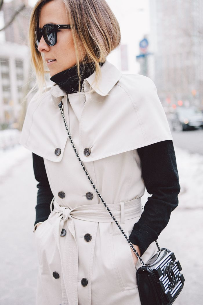 Trenched   Damsel in Dior