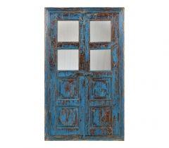 Двери антикварные из тика Архитектурние элементы