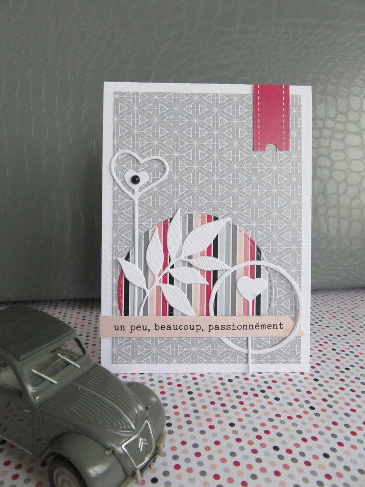 Cartes pour la Saint Valentin par Stephscrap87
