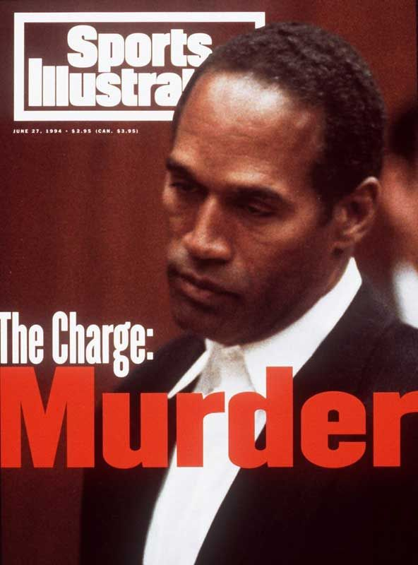 Nicole Brown Simpson and Ronald Goldman, 20 years ago today.