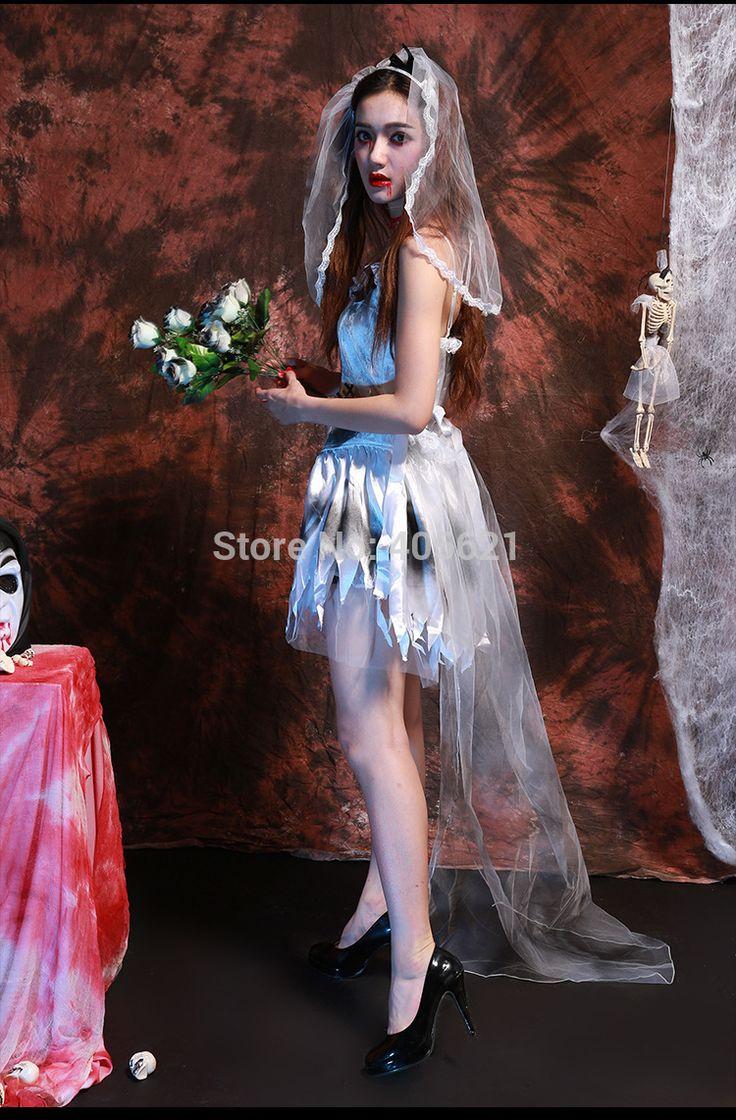 Vestido de novia zombie zone