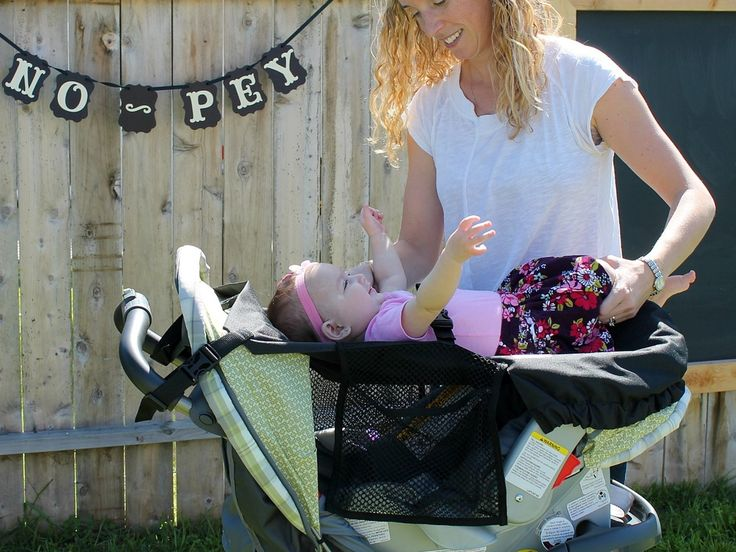 No-Pey Portable Changing Table for Car Seats and Strollers's. Such a fantastic idea!!!