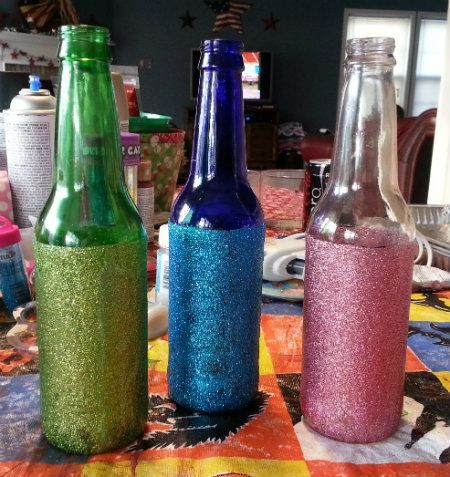 17 best images about decorate your empty bottles on