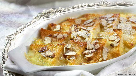 Budinca de paine cu unt - www.Foodstory.ro