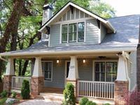 Craftsman Bungalow Home Plans