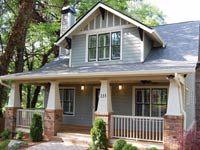 Craftsman Bungalow Home Plans
