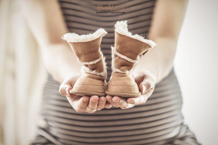 Thx mum, got a pair of warm shoe for winter.