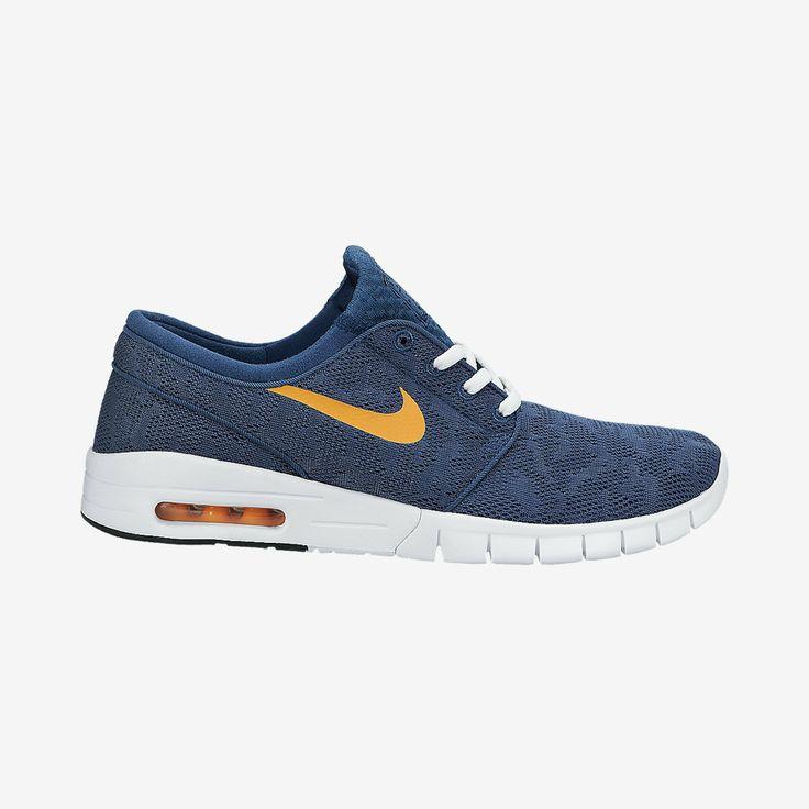 Nike SB Stefan Janoski Max Men's Shoe. Nike Store #nike #shoes