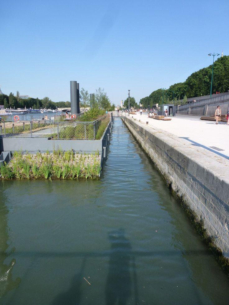 sur Photos & Clips: Photos du Jour: Paris – Balade Berge de Seine