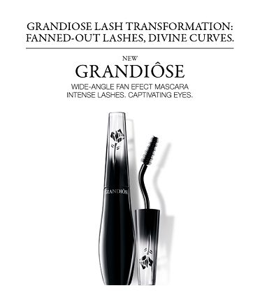 Самые свежие новинки для Вас!  Lancome Lancome Grandiose Wide-Angle Fan Effect Mascara  http://www.qqey.ru/products/lancome-grandiose-wideangle-fan-effect-mascara