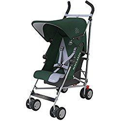 Maclaren Triumph Stroller, Highland Green/Grey Dawn