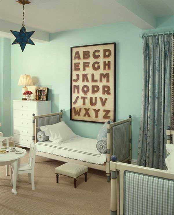ideas para pintar una habitacin infantil