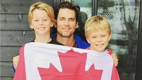 Ryan Reynolds, William Shatner, Shania Twain and more stars helped celebrate the holiday on social media.