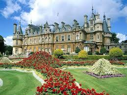 la casa de la reina :o