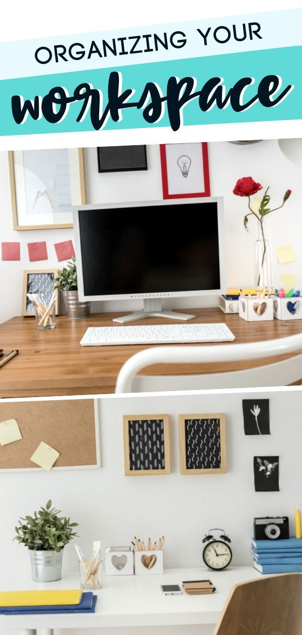 Organizing Your Workspace Home Decor Work Space Organization Home