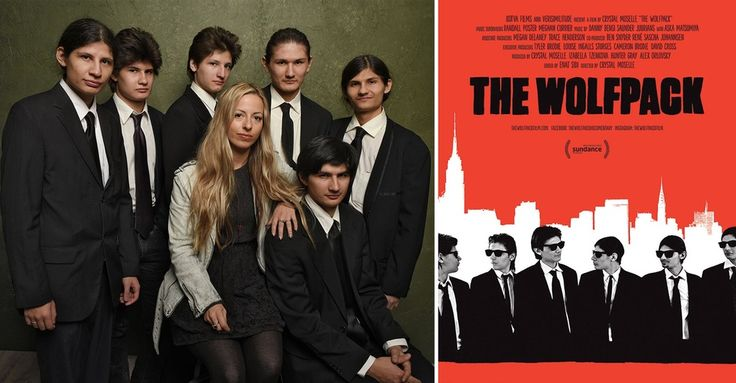 «Wolfpack», Crystal Moselle (2015)