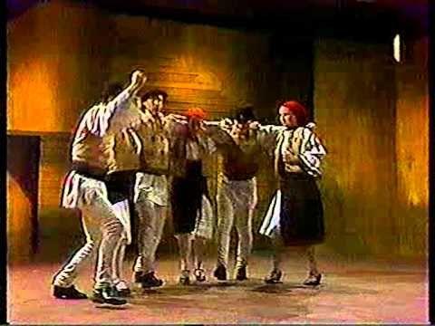 Kodály Kamara Táncegyüttes - Gyimesi táncok