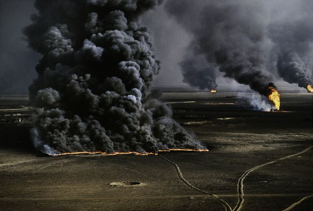 Asian oil and the gulf war