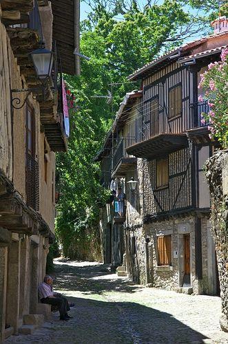 Alberca, (Salamanca)Castilla y León, Spain