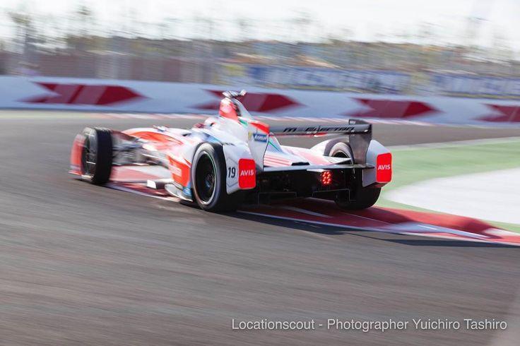 #press #shakedown at #marrakesheprix #formulae #fia #felixrosenqvist