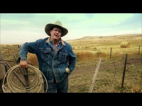 Scott Reesor - a True Cowboy Poet.  You would love to visit the Reesor Ranch!