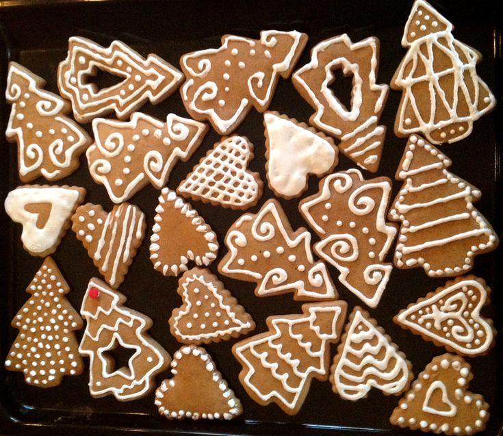 Original Schwedische Weihnachtspfefferkuchen