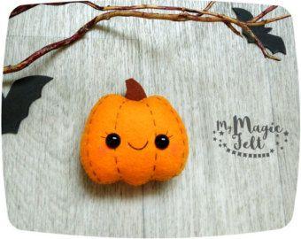 Felt Halloween decor Bat ornament Halloween toy by MyMagicFelt