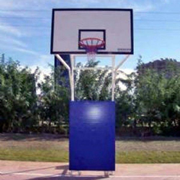 Basketbol Potası 4 Direk Tekerlekli ES117 Basketbol Potası 4 Direk Tekerlekli,Ağırlıklı,Seyyar Fiber Panya 105 x 180 cm Ön Tarafı Çarpmalara  Karşı Koruyuculu 20 Sabit Çember