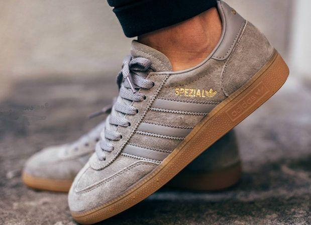 adidas Originals Spezial: Iron Grey