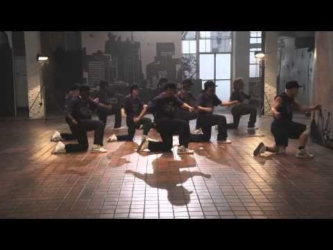 Ukweli Roach 'Streetdance 3D' Jay-20 Choreography