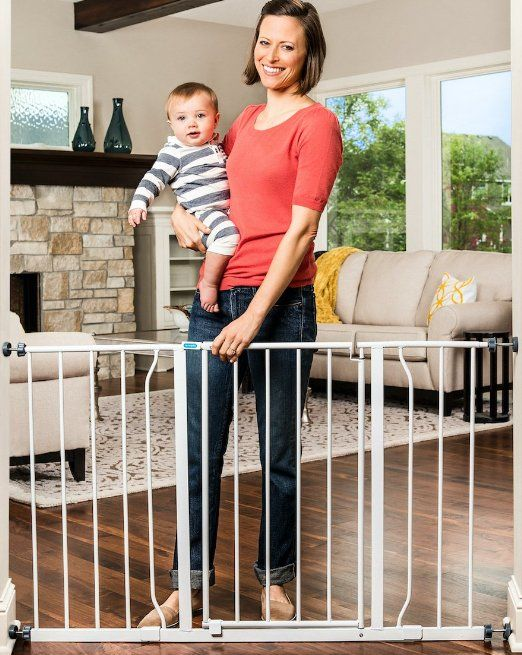 25+ Best Ideas about Extra Wide Baby Gate on Pinterest ...