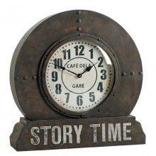 Винтажные настольные часы DIALMA BROWN в металлическом корпусе во французском стиле конца XIX века Цвет Как на фото Материал Дерево, Металл Стиль Винтаж Длина 54 см Глубина 14 см Высота 53 см Объем 0,068 м3 Вес  6 кг Артикул:  BH2440