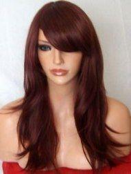 44 Ideas for hair brown fringe side bangs #hair