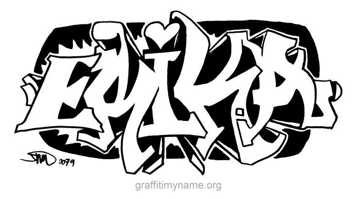 erika - Graffiti My Name