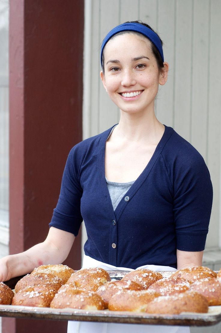 How Mary Ting Hyatt of Bagelsaurus Makes the Best Bagels in Boston  Maker Tour
