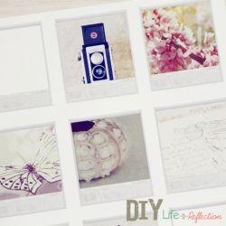 Make Polaroids without the camera!
