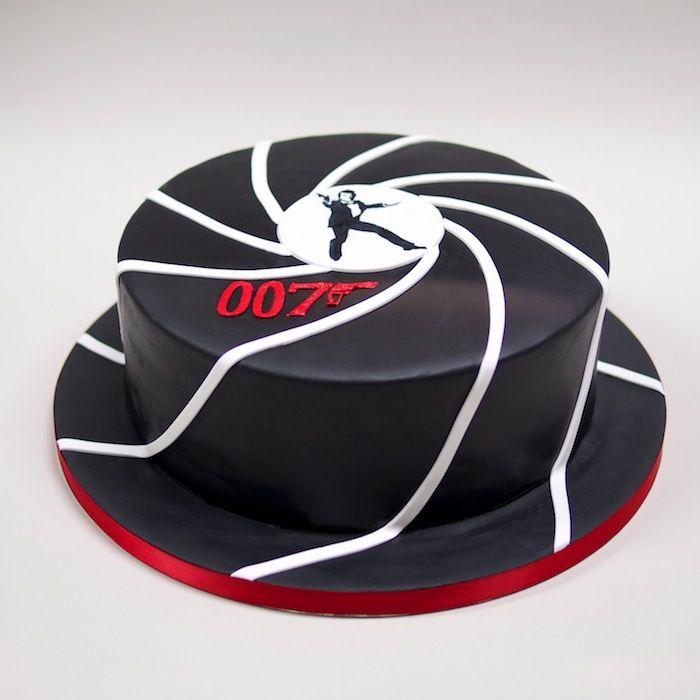 Best 25+ James Bond Cake Ideas On Pinterest