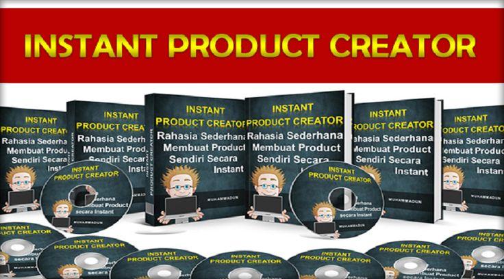Instant Product Creator merupakan video tutorial yang mengajarkan Anda bagaimana step by step memulai bisnis online dengan cara yang mudah bagi para pemula. Video tutorial ini akan memandu Anda bagaimana cara mendapatkan penghasilan dengan potensi tak terbatas dari bisnis online dengan menjadi...